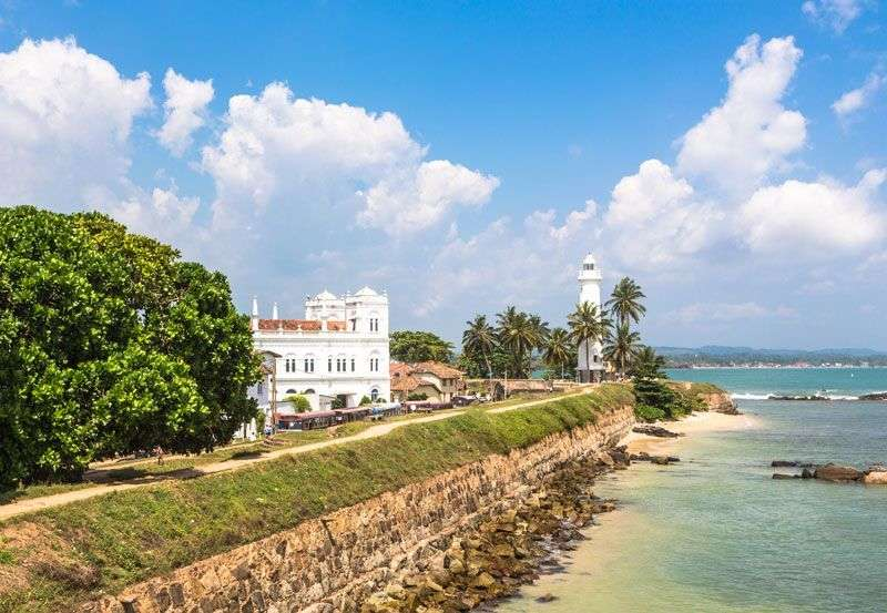 Galle Fort<br>